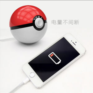 2016 New Pokemon Go Ball Chager Power Bank pictures & photos