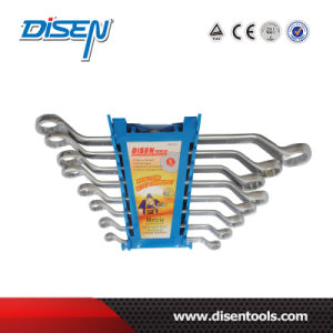 8 PCS Double Ring Offset Spanner Set