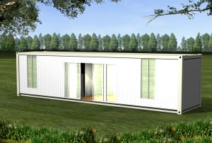 Prefabricated House/Steel Structure Warehouse/Container House (XGZ-251) pictures & photos