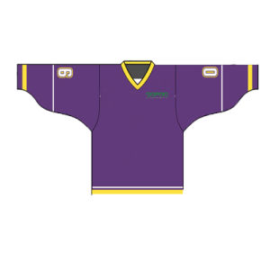 High Quality Custom Ice Hockey Jersey Uniform for Hockey Club pictures & photos
