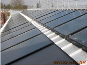 Flat Plate Solar Water Heater Collector pictures & photos