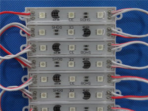 5050 3LEDs Economic LED Constant Current Module for Lighting Sign pictures & photos