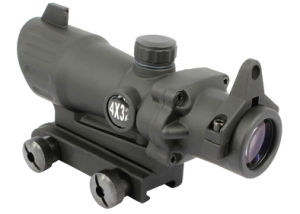 Hunting Rifle Scope for Airsoft with Mount