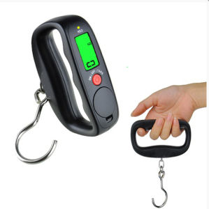 Backlight Luggage Portable Scale (XF-A14L) pictures & photos