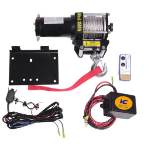 ATV Winch 3500LBS CE Winch pictures & photos
