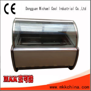 China Produce Maikeku Ice Cream Showcase Tk-10 Factory Price pictures & photos