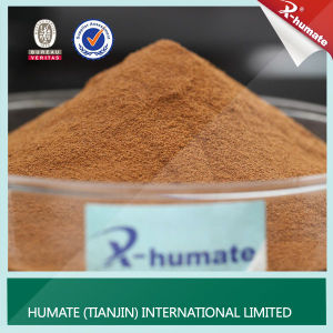 Bio Made Organic Fertilizer 95% Purity 100% Water Soluble Humic Fulvic Acid pictures & photos