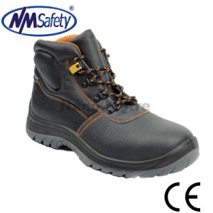 Nmsafety Professional Factory Safety Shoes pictures & photos