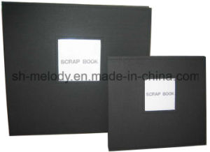 "Classical 8""X8"", 12""X12"" Scrapbook Album with Opening Window pictures & photos"