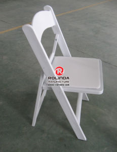 Garden Outdoor Resin Folding Chair pictures & photos