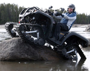 ATV Track System - ATV Parts Accessories pictures & photos