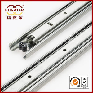 30mm Furniture Fittings Full Extension Ball Bearing Slide pictures & photos