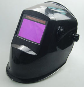 Classic Blck Color Auto-Darkening Welding Helmet Ce Standard pictures & photos