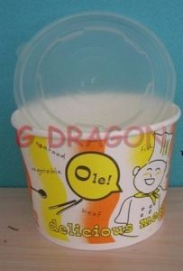 To Go Paper Cups for Hot or Cold Drinking (GDPC-006) pictures & photos