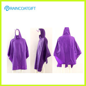 Polyester Waterproof Bike Raincoat Rpy-050 pictures & photos