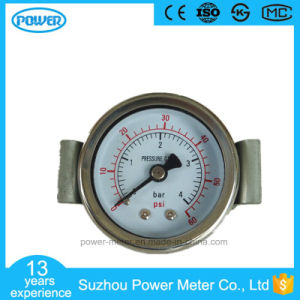 50mm Back Type with U Clamp Pressure Gauge pictures & photos