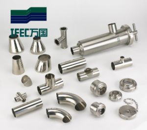 Stainless Steel Sanitary Elbow (IFEC-AE1000001) pictures & photos