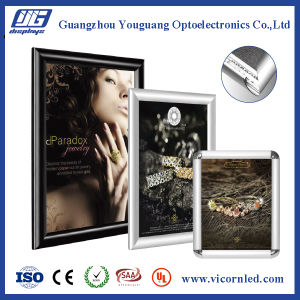 Round angle Snap frame Poster frame-DY-05 pictures & photos