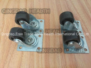 4 Inch Grey Swivel Caster for Mover Dolly pictures & photos