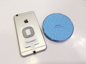 Mobile Phone Wireless Charger for Pad Samsung S7 S7edge pictures & photos