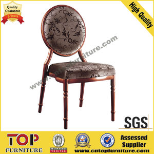Wood-Look Aluminum Antique Hotel Banquet Chairs pictures & photos