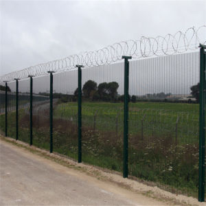 Concertina Razor Wire Fence Topping System pictures & photos
