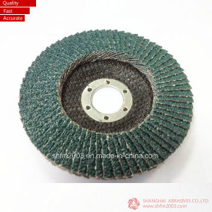 "5"" Zirconia Abrasive Flap Disc T29/T27, Type R pictures & photos"