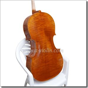 4/4 Hand Varnish Baroque Style Cello (CH500Z-A) pictures & photos