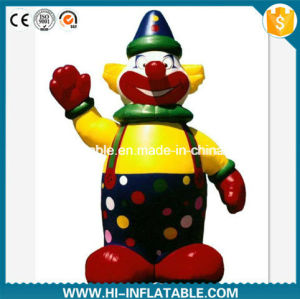 Custom Made Advertising Inflatable Clown Cartoon Model for Sale pictures & photos