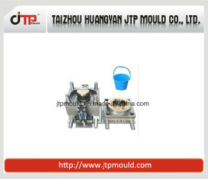 Plastic Bucket Mould with Handle Injection Mould pictures & photos