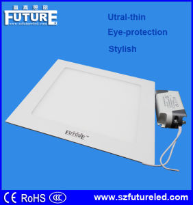 Future Lighting 24W / 18W / 15W Different Power LED Panel Light pictures & photos