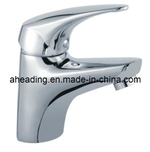 Single Lever Basin Mixer Faucet (SW-7703) pictures & photos
