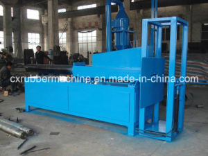 Waste Tire Single Hook/Double Hook Wire Drawing Drawer Machine, Steel Wire Extractor pictures & photos