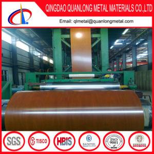 Wooden Pattern Prepainted Steel Coil/Prepainted Steel Coil/PPGI Steel Coil pictures & photos