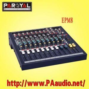 Mixer Console (EPM8)