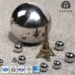 Yusion Bearing Steel Balls AISI 52100 4.7625mm-150mm pictures & photos
