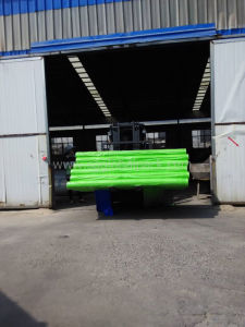 Chinese Manufacture Waterproof Green Color PE Tarpaulin in American Market pictures & photos