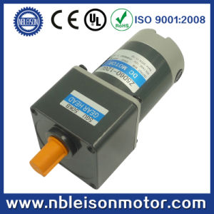High Torque 60W 12V 24V 90V DC Gear Motor pictures & photos