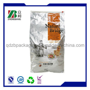 Eco-Friendly Aluminum Foil Plastic Bag for Packing Pet Food pictures & photos