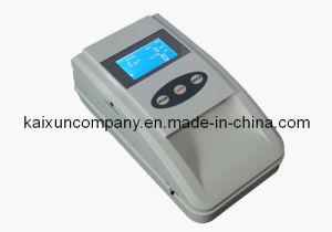 LCD Display Portable Currency Detector for Euro Currency pictures & photos