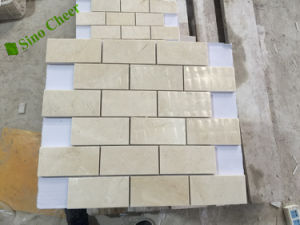 Carrera White Marble Thin Tiles/Marble Stone Veneer pictures & photos