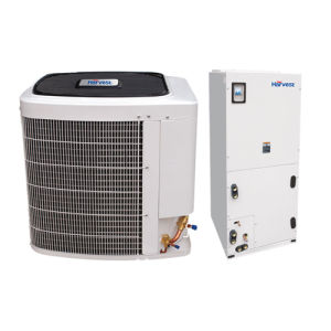 Condenser and Air Handler Central Air Conditioner