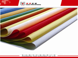 PP Spun Bond Non Wonven Fabric Coiled Material pictures & photos