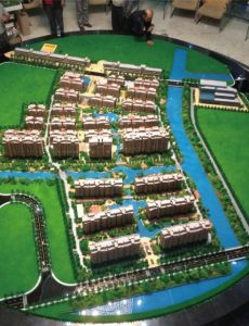 Physical Scale Models_Residential Model (JW-197) pictures & photos