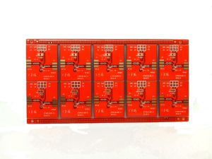 4 Layer Gold Plated 94vo RoHS PCB Circuit Board for Power Amplifier pictures & photos