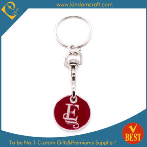Wholesale Custom Stamped Shopping Trolley Coin pictures & photos