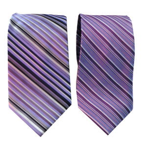 Striped Ties Silk and Polyester pictures & photos