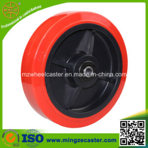 """Mingze Medium Duty 4"""" PU and PP Core Wheel pictures & photos"""