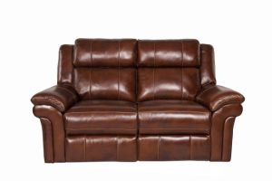 Living Room Luxury Hot-Selling Recliner Sofa Set with Headrest pictures & photos
