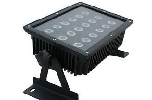 30W 24-LED RGB Square Wall Washer Lamp (SU-SQ-24RGB-220V) pictures & photos